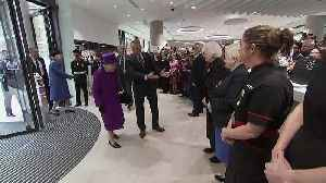 The Queen opens new specialist medical facility in London [Video]