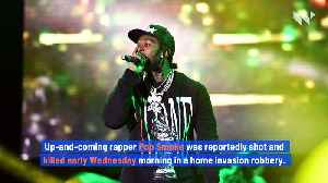 Rapper Pop Smoke Killed at Age 20 in Alleged Home Invasion [Video]