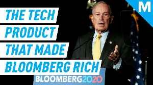 Michael Bloomberg's tech product is a perfect metaphor for his candidacy [Video]