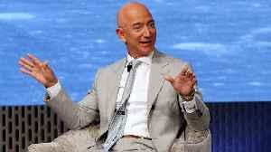 News video: Jeff Bezos Stars 'Bezos Earth Fund' With $10 Billion