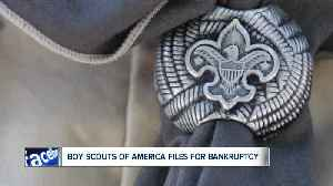 Boy Scouts bankruptcy will not affect local troops [Video]