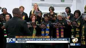 MLK Community Choir San Diego funds scholarships [Video]