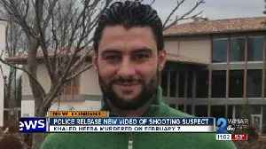 Police release new video of shooting suspect [Video]