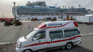 Quarantine Ends For Those Still Aboard Cruise Ship In Japan [Video]