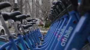 Lyft Electric Bikes Return To NYC [Video]