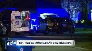 Body, hazardous material found in Bay Village Home [Video]