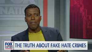 Rob Smith discusses Jussie Smollett and hate crimes [Video]