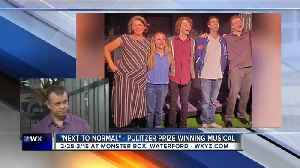 'Next To Normal' musical playing at Monster Box in Waterford [Video]