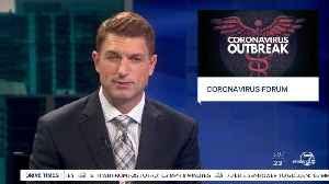 CSU hosting public forum on Coronavirus outbreak [Video]