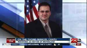McFarland Mayor Resigning [Video]