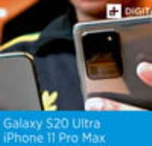 Samsung Galaxy S20 Ultra vs iPhone 11 Pro Max [Video]