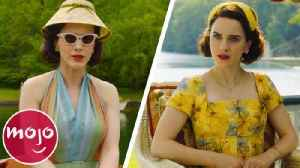 Top 10 Marvelous Mrs. Maisel Outfits We Want [Video]