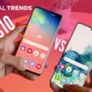 Samsung Galaxy S20 vs. Galaxy S10 [Video]