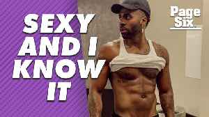 Jason Derulo's 'anaconda' isn't his sexiest Instagram pic [Video]