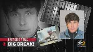 Rod Blagojevich To Go Free; What Happens Now? [Video]