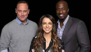 Matt Iseman, Akbar Gbajabiamila & Victoria Arlen Chat About 'American Ninja Warrior Junior' [Video]