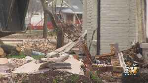 Dallas Homeowners Hard Hit By Tornado Face Fines For Not Cleaning Up [Video]