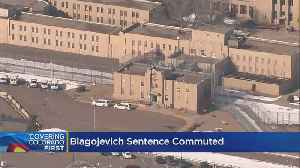 Rod Blagojevich's Sentence Commuted, Serving Time In Englewood Prison [Video]