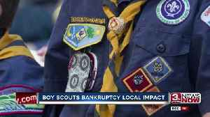Is there a local impact to the Boy Scouts bankruptcy? According to local Scout leaders, no [Video]