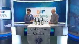 Bruce Cakebread Talks About Cakebread Winery's New Visitor Center In Napa [Video]
