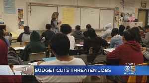 $23 Million Budget Shortfall Threatens Jobs In South Bay School District [Video]