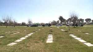 Three Men Found Dead in Southern California Cemetery, Deputies Say [Video]