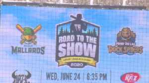 Timber Rattlers hosting two Northwoods League teams for new showcase [Video]