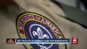 Tennessee Boy Scout activities continue amid national bankruptcy filing [Video]
