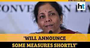 Watch: FM Nirmala Sitharaman on Coronavirus' economic impact on India [Video]