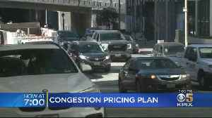 SF Mayor's Plan To Ease Congestion Will Cost Drivers Money [Video]