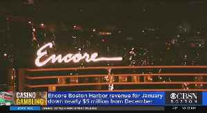 Revenues Drop At Encore, Increase At State's Other 2 Casinos [Video]