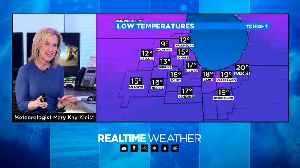 An Arctic Air Mass Is Moving In [Video]