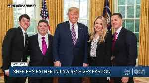 HCSO Sheriff Chronister and Bucs legend Derrick Brooks witness Trump pardon Eddie DeBartolo Jr. at White House [Video]