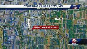 UMKC police say student randomly punched by man Tuesday [Video]