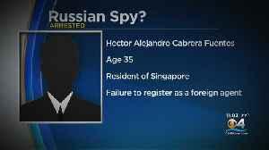DOJ: Russian Agent Arrested In Miami [Video]