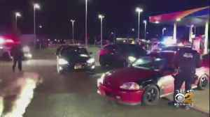 Police Arrest 3 Drivers During Car Bust Near JFK Airport [Video]