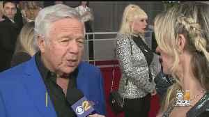 Patriots Owner Robert Kraft Makes Donation After CBS Evening News Story [Video]