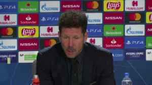 Simeone: I'll never forget 'fearless' win [Video]