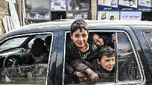 'Cruel beyond belief': UN demands escape route for civilians in northwest Syria [Video]