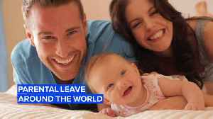 Finland's winning the parental leave game. How are other countries doing? [Video]
