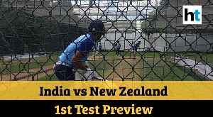 India vs New Zealand: 1st Test - Ground Report [Video]