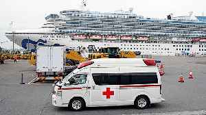 Diamond Princess crew 'desperate for help' as virus tightens grip