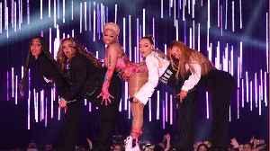 Nicki Minaj laughs off twerk video being uploaded to adult site [Video]