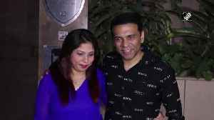 Murad Khetani hosts dinner Party for the team 'Bhool Bhulaiya' at his residence [Video]