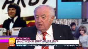 Jimmy Tarbuck Reveals Prostate Cancer Diagnosis [Video]