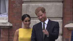 Harry and Meghan's use of Sussex Royal brand 'being reviewed' [Video]