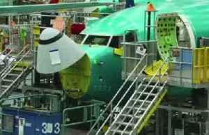 Boeing finds debris inside MAX fuel tanks