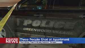 3 Shot In Apartment Complex In Denver Tech Center [Video]