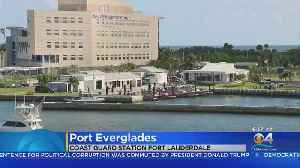 Coast Guard Getting A New Station At Port Everglades [Video]