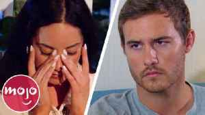 The Bachelor Recap: Peter CANCELS Victoria F Hometown Date | The Bach Chat 🌹 [Video]